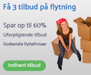flyttefirma østjylland